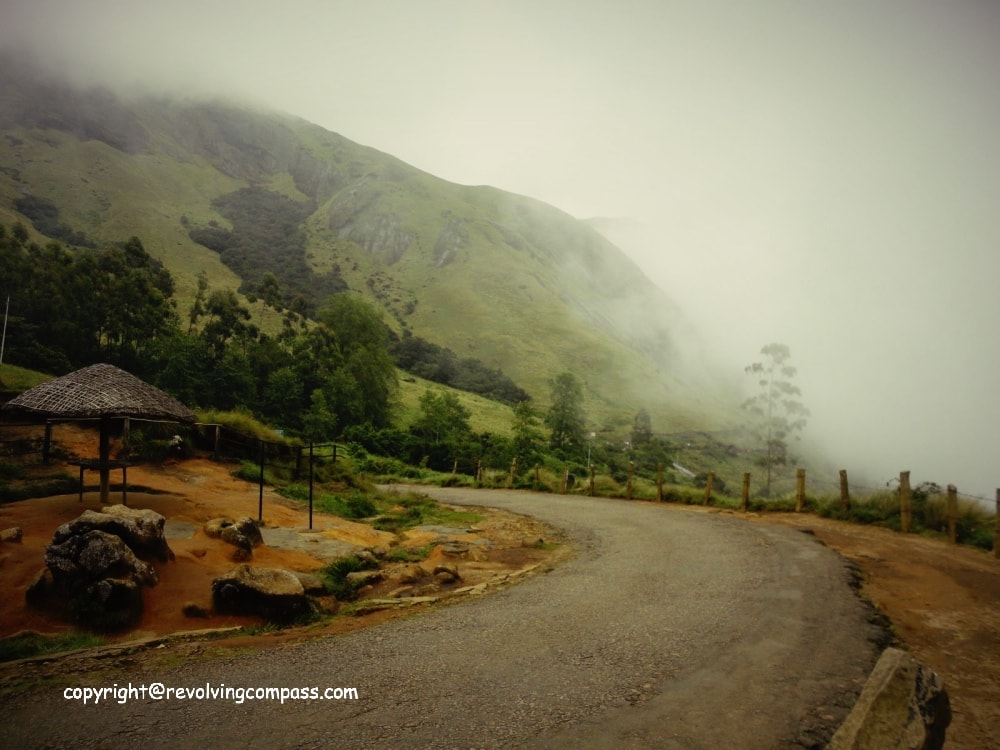 Munnar, Kerala, evolved as travelers