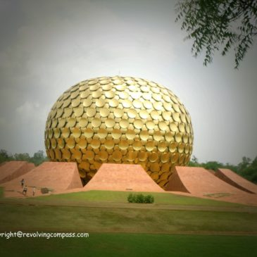 Utmost Tranquility@ Auroville Pondicherry,India