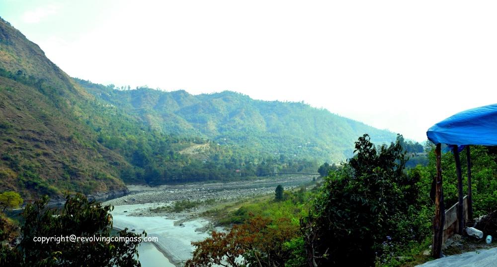 Shimla Manali highway