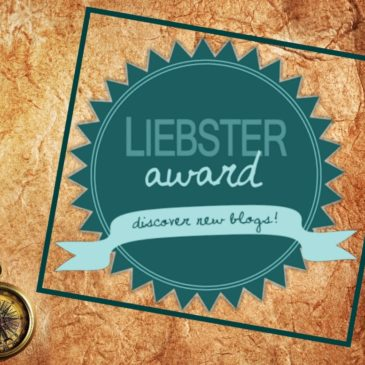 Revolving Compass is nominated for Liebster Award