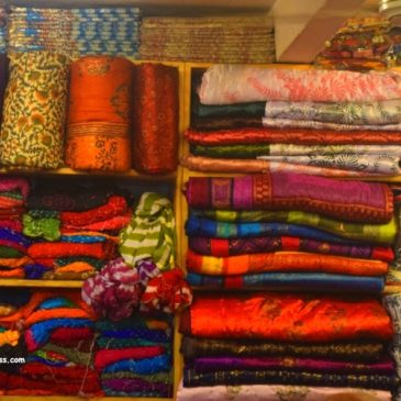 A spree of crazy shopping in Rajasthan