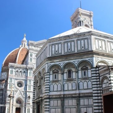 Our self planned walking tour of Florence – Part 2