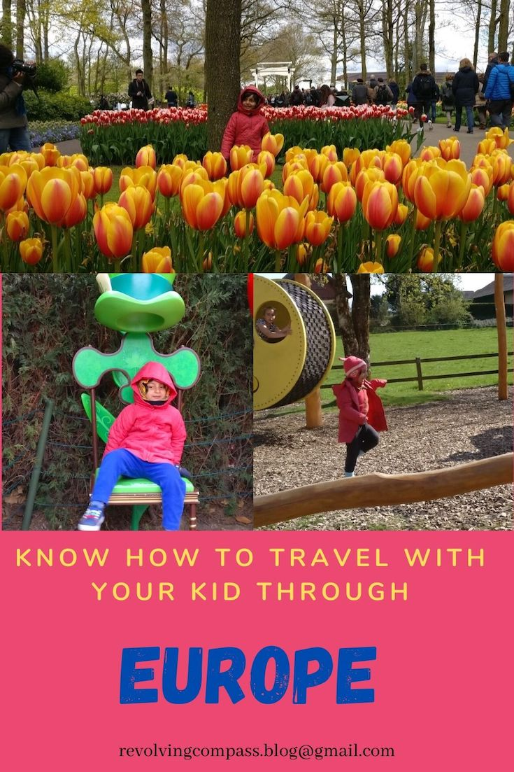 Traveling To Europe With A Baby Or Kid The Revolving Compass