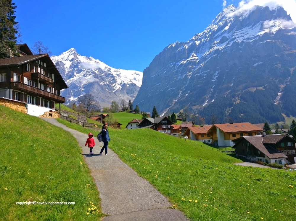 Grindelwald , Travel 2017