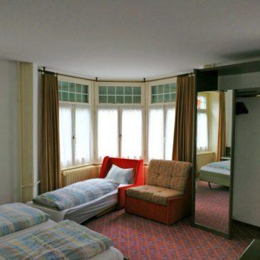 Hotel Drei Konige Lucerne