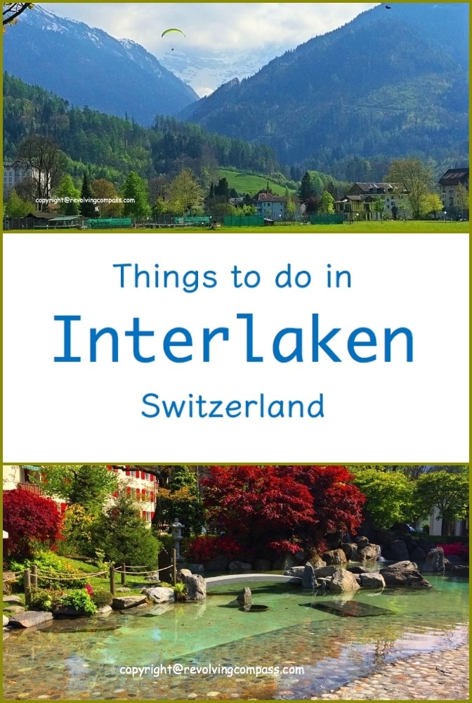 Things to do in Interlaken | Paragliding | Casino Gallery | Lakes | Switzerland | Europe | Lucerne to Interlaken