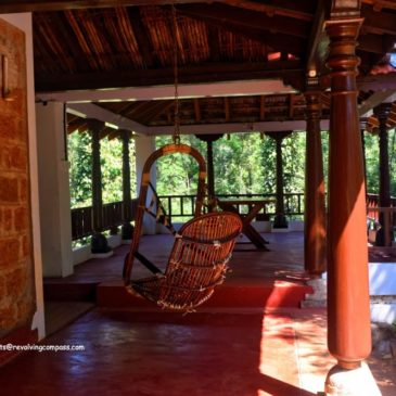 The Courtyard Homestay Chikkamagaluru