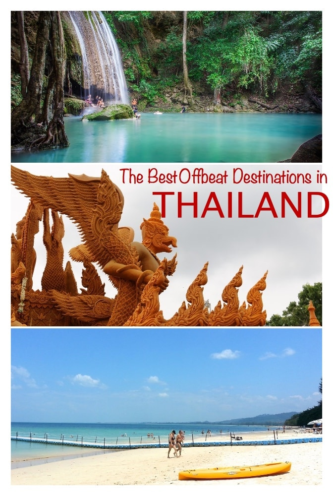 offbeat places in Thailand | Thailand beyond beaches