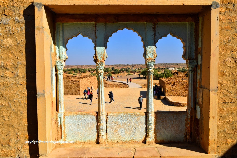The haunted village Kuldhara