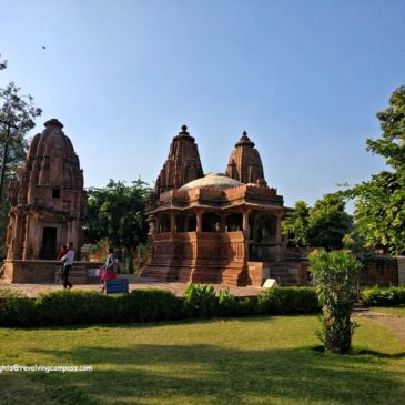 The Mandore Gardens of Jodhpur