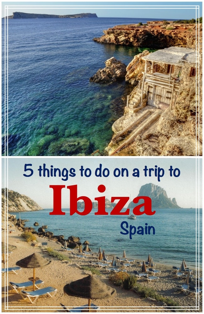 5 things to do on a trip to Ibiza, an island in the Mediterranean sea, and a part of Spain