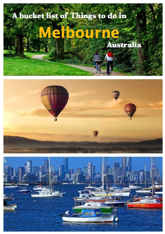Our bucket list of things to do in Melbourne Australia | Melbourne Festivals | Melbourne Street Art | Ferry Ride | Beach