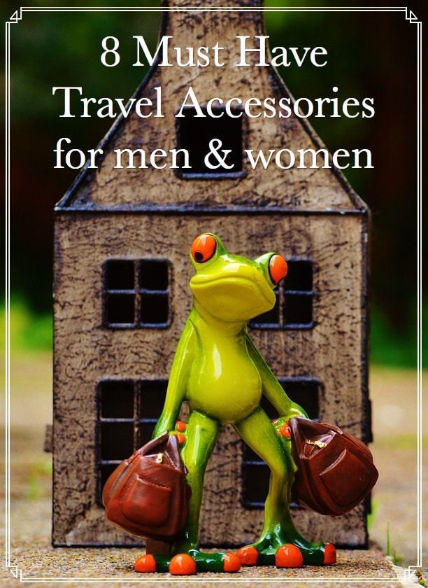 Must Have Travel Accessories for men and women | Power Bank | Travel Umbrella | Sunglasses | Waterproof Watch | Digital Camera